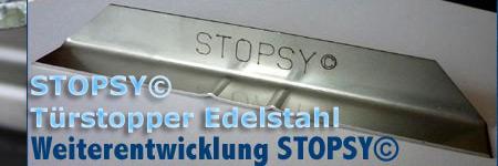 Stopsy - Türstopper Schiebetür